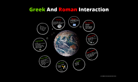 Greek And Roman Interaction