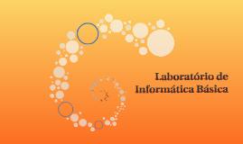 Laboratório de Informática Básica