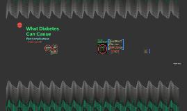 Copy of Copy of Diabetes Complications