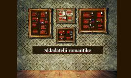 Skladatelji romantike