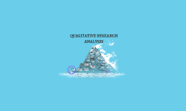 Copy of Qualitative Research Methods