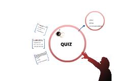 Quiz (Reading) (I02)