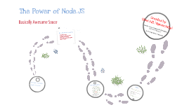 Copy of The Power of Node.JS