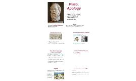Plato, Apology (PHIL 102, Spring 2017)