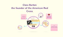 Copy of Clara Barton