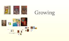 Growing (The Josh Mason Curation)