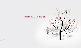 Behind the CV of Sue Lord