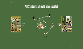 All Students should play sports!