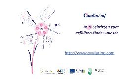OvulaRing - In 5 Schritten zum erfüllten Kinderwunsch