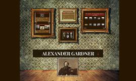 Copy of ALEXANDER GARDNER