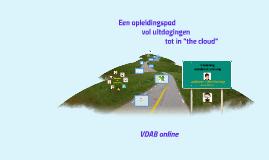 Copy of Online leren bij VDAB