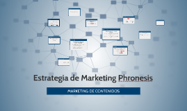 Estrategia de Marketing Phronesis