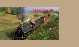 Copy of Copy of THE RAILWAY CHILDREN