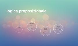 Copy of logica proposizionale