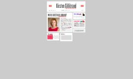Kristen Gillibrand