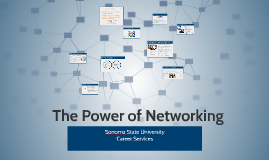 Copy of Copy of The Power of Networking