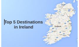 Top 5 Destinations