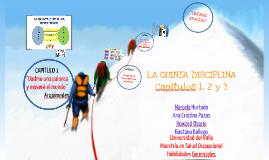 Copy of LA QUINTA DISCIPLINA - Capítulos 1, 2 y 3