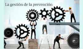 Tema 2 - Gestión de la Prevención
