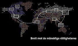 Kort om  Brott mot de mänskliga rättigheterna