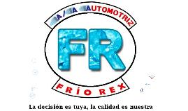 FRÍO REX: Creación y Aplicación de Estrategias de Publicidad