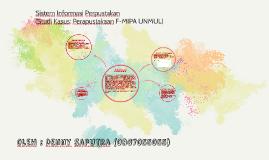 Sistem Informasi Perpustakan