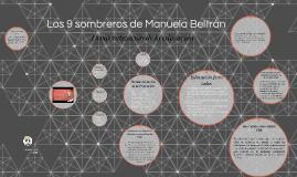 Los 9 sombreros de Manuela Beltrán