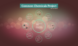 Common Chemicals Project