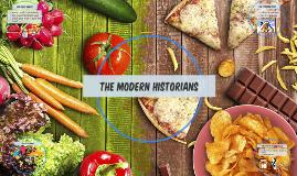 the modern Historians