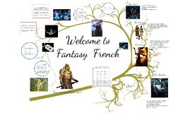 Welcome to Fantasy French!