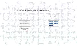 Capitulo 9: Dirección de Personal