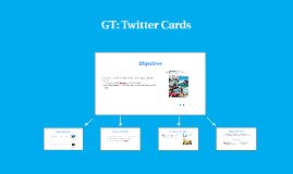 GT: Twitter Cards