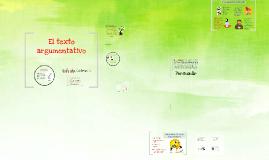 Copy of El texto argumentativo