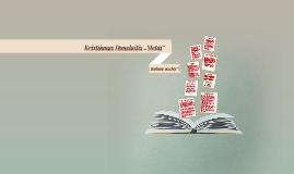 """Kristijonas Donelaitis ,,Metai"""""""