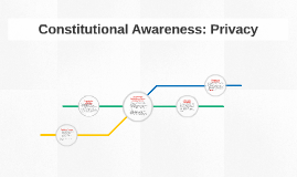 Constitutional Awareness: Privacy