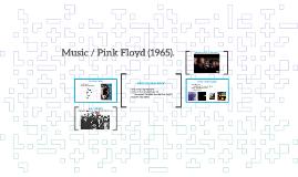 Music / Pink Floyd.