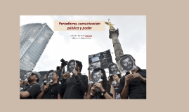 Periodismo, comunicación pública y poder