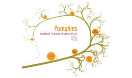 Content Domain Presentation - Pumpkins