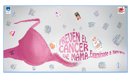 Copy of CÁNCER DE MAMA