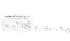 Copy of Régimen de la propiedad inmueble y de las inversiones del ex