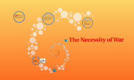 The Necessity of War