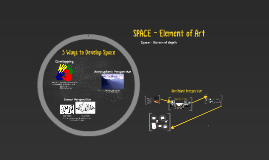 Space and One-Point Perspective