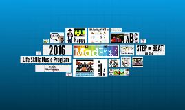 2016 Life Skills Music Program