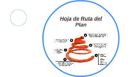 Hoja de Ruta del Plan