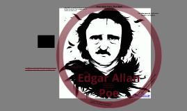 Copy of Edgar Allan Poe/ Gothic Novel