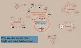Who Was the Zodiac Killer?