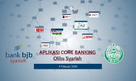 Copy of APLIKASI CORE BANKING