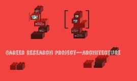 Career Research Project--Architecture