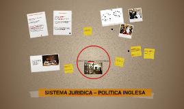 Copy of SISTEMA JURIDICA – POLITICA INGLESA