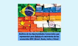 Análisis de las Oportunidades Comerciales que representan pa
